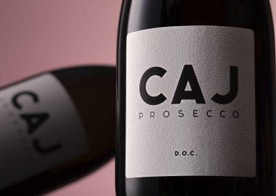 Prosecco CAJ & Prosecco Orochiaro – Prosecco CAJ & Orochiaro. From the producer. Cin-cin.